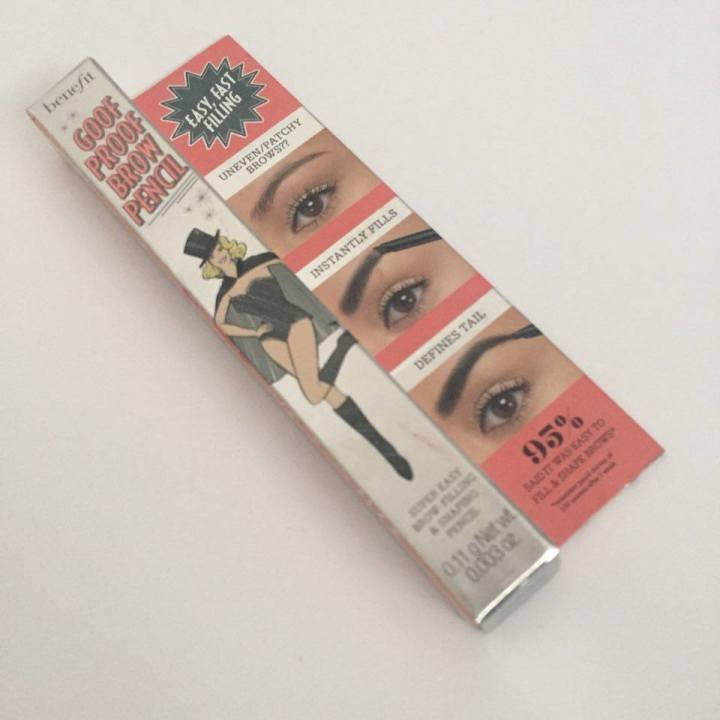 Benefit Goof Proof Brow PencilReview