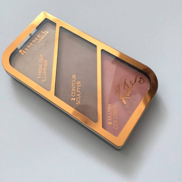 Rimmel London Sculpting Palette by Kate Review