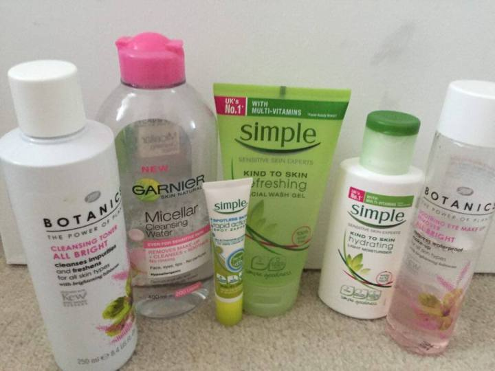 Summer Skincare Routine :2016
