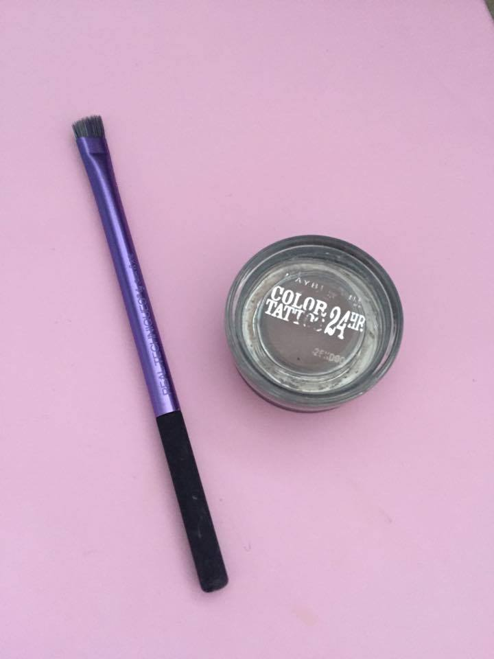 New on the Brows : Maybelline 24 Colour Tattoo