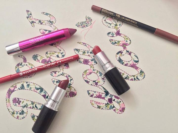 Autumn Lip Favourites