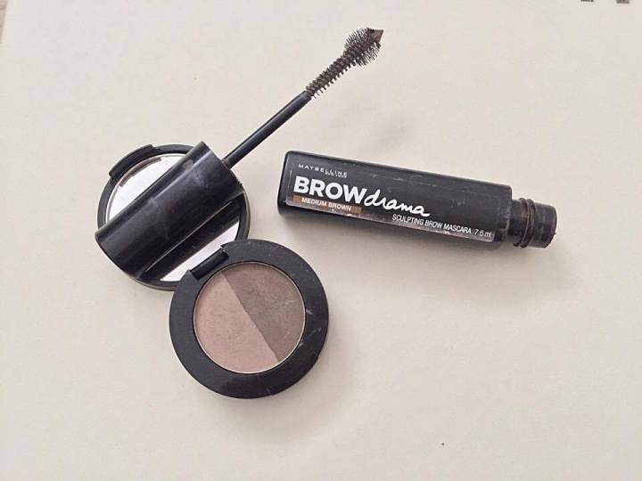 My Current Brow Routine