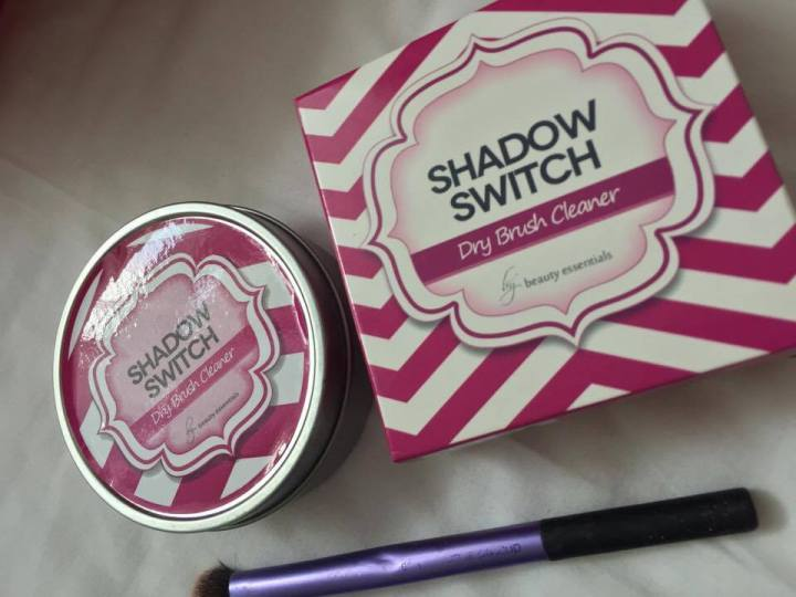 Beauty Essentials Shadow Switch Review