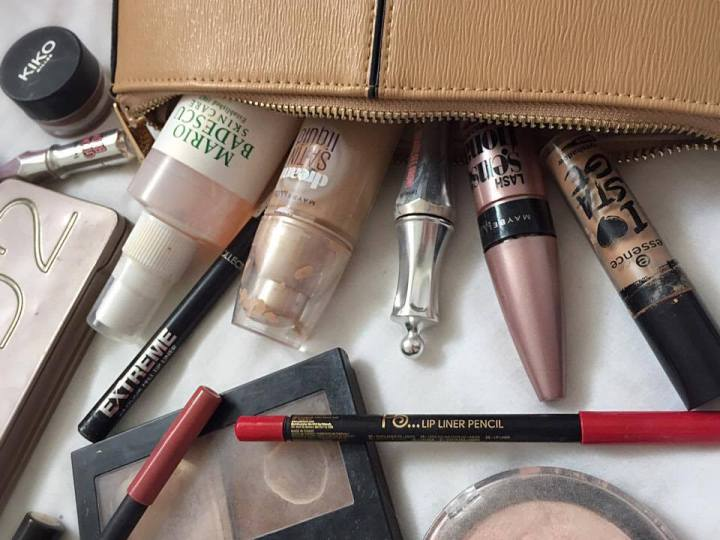 My Autumn Everyday Makeup Bag