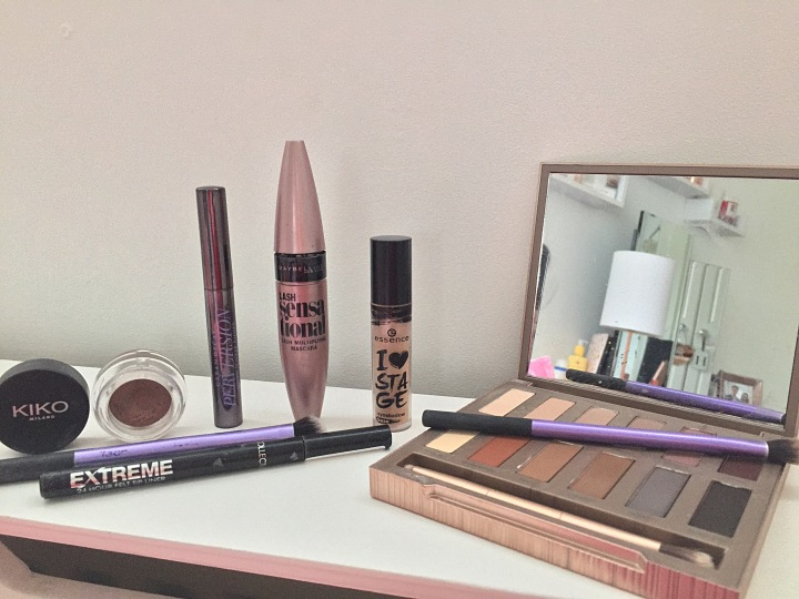 My Current Everyday Eye Routine