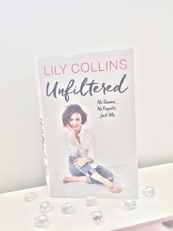 Lily Collins Unfiltered Review : Books