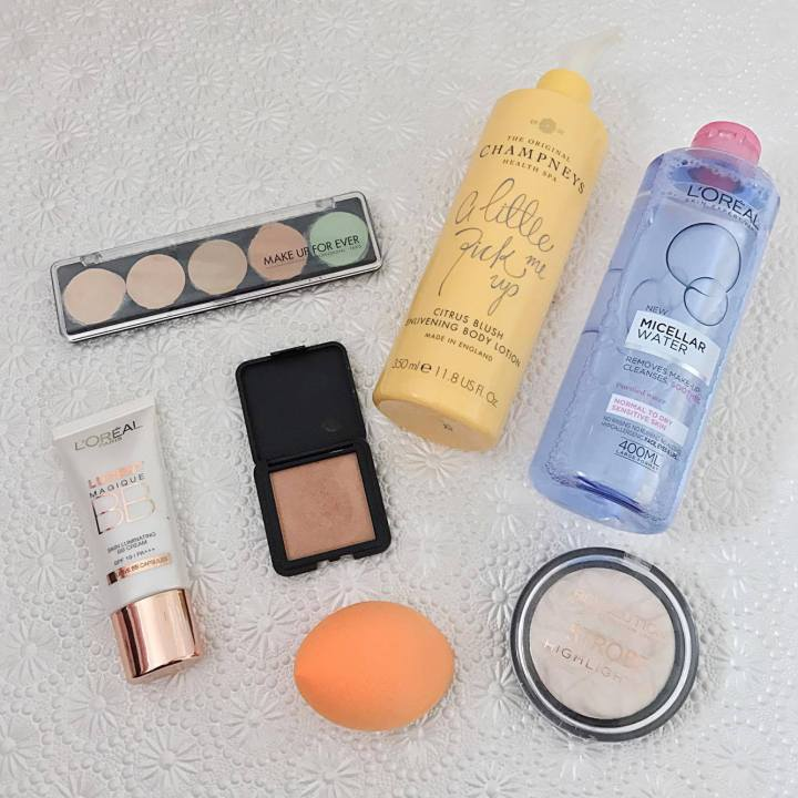 My July Beauty Favourites
