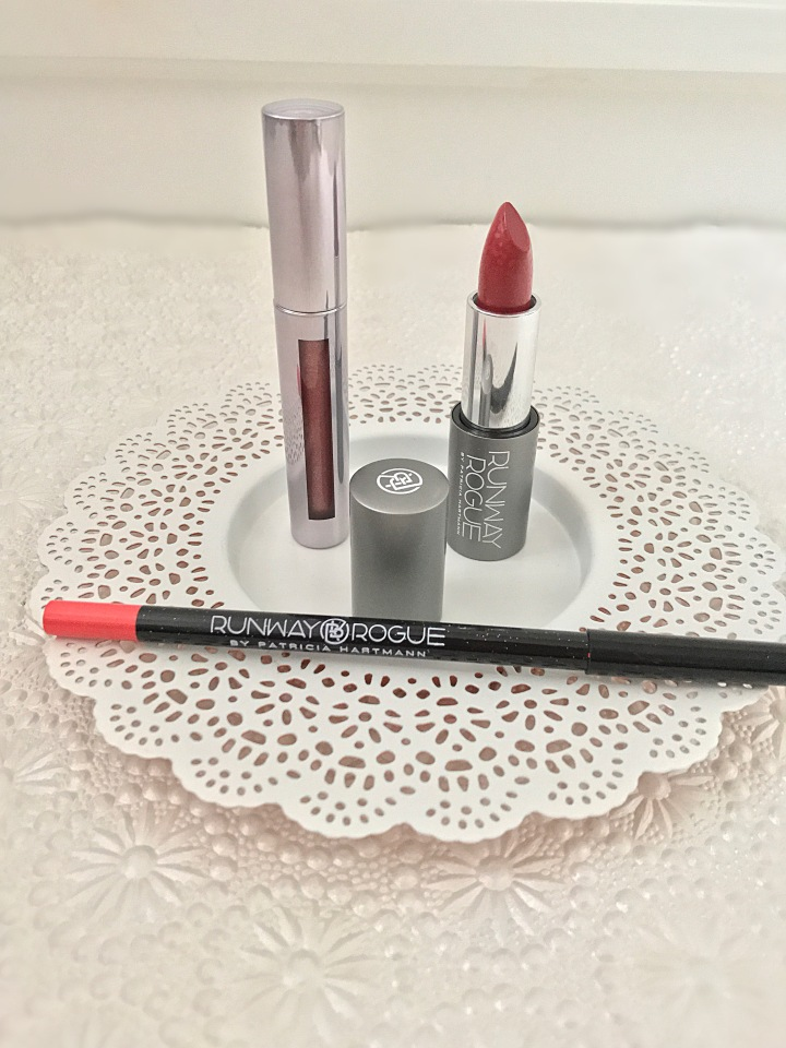 3 Lip Looks with Runway Rogue :Review
