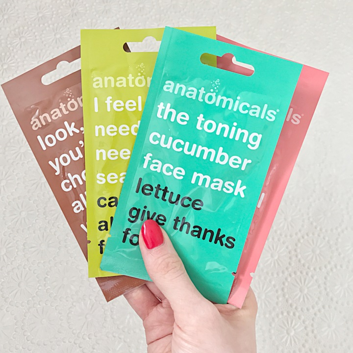 A Review of Anatomicals FaceMasks