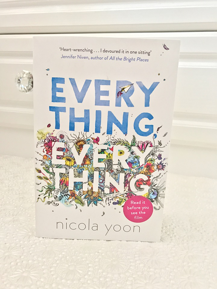 Everything, Everything by Nicola Yoon Book Review