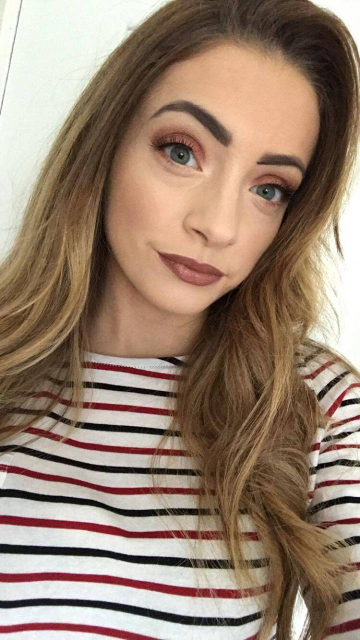 Transitional Autumn Makeup Look!