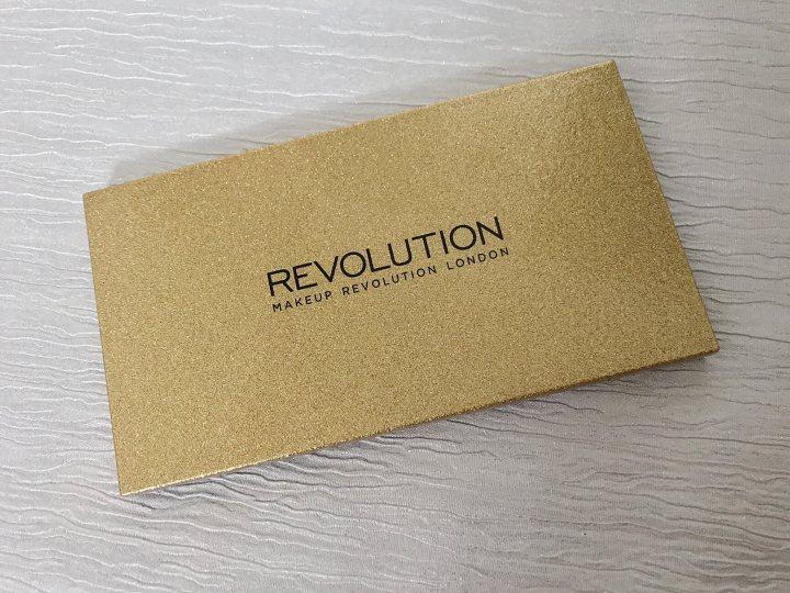 Makeup Revolution 'Life on The Dancefloor' VIP Eyeshadow Palette :Review
