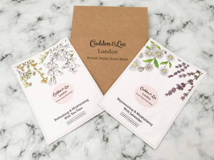 Pampering with Cadden and Lee : Review