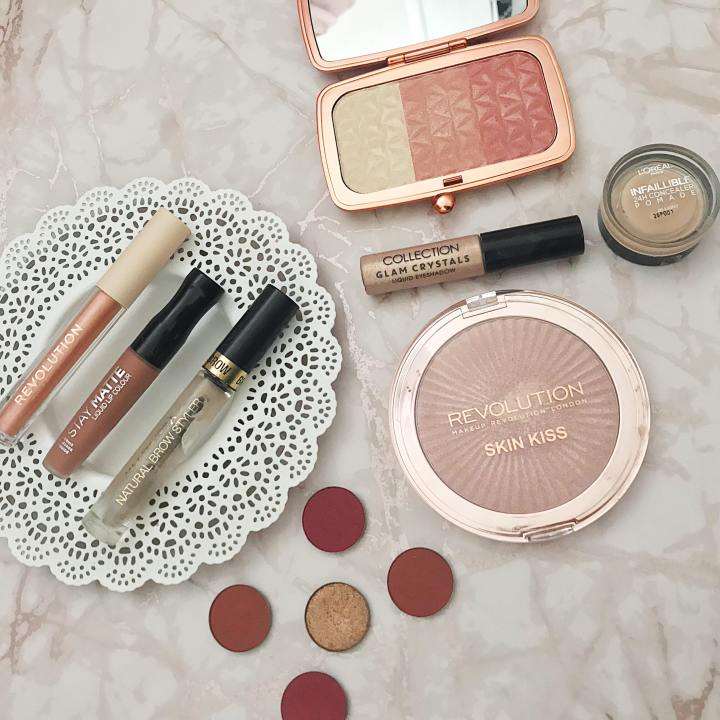 A Drugstore Makeup Haul