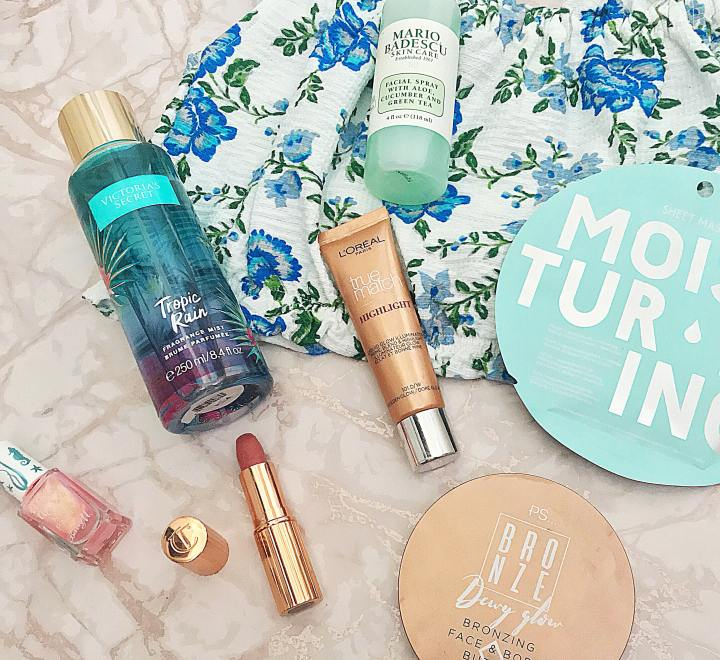My Summer Beauty Essentials!