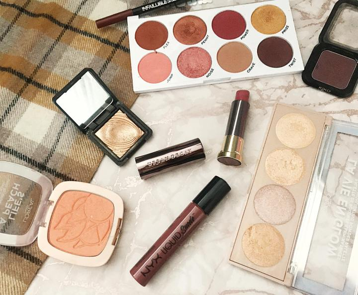 My Autumn Makeup Must-Haves