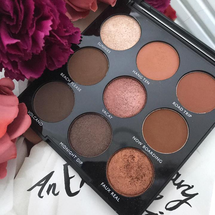 MORPHE 9B BRONZED BABE PALETTE | A REVIEW