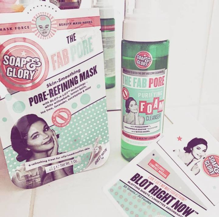 My Soap and Glory Skincare Saviours #AD
