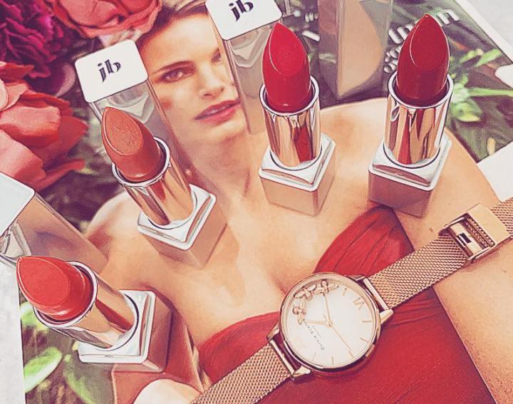 A review: Jecca Blac Pride Lipstick Collection#AD