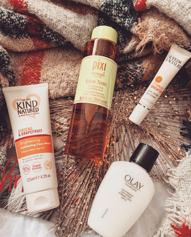 My Winter Skincare Saviours #AD
