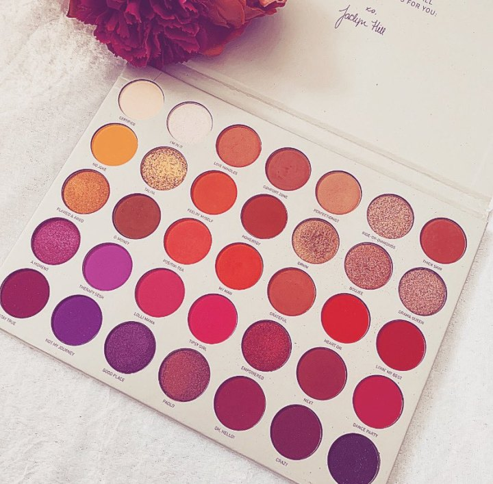 MORPHE X JACYLN HILL VOLUME 2 PALETTE | A REVIEW