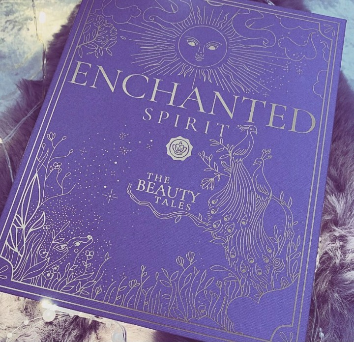 GlossyBox The Beauty Tales: Enchanted Spirit Unboxing